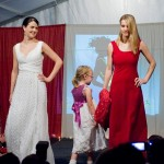 Wedding Theme Fashion Show Clare Shout 2010