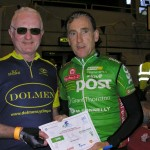 JP and SK in the Sean Kelly Tour of Waterford 2010