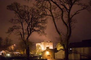 Bunratty in Drizzle