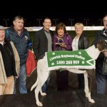 7186 Kilkishen COI benefit at LImerick Greyhound Stadium