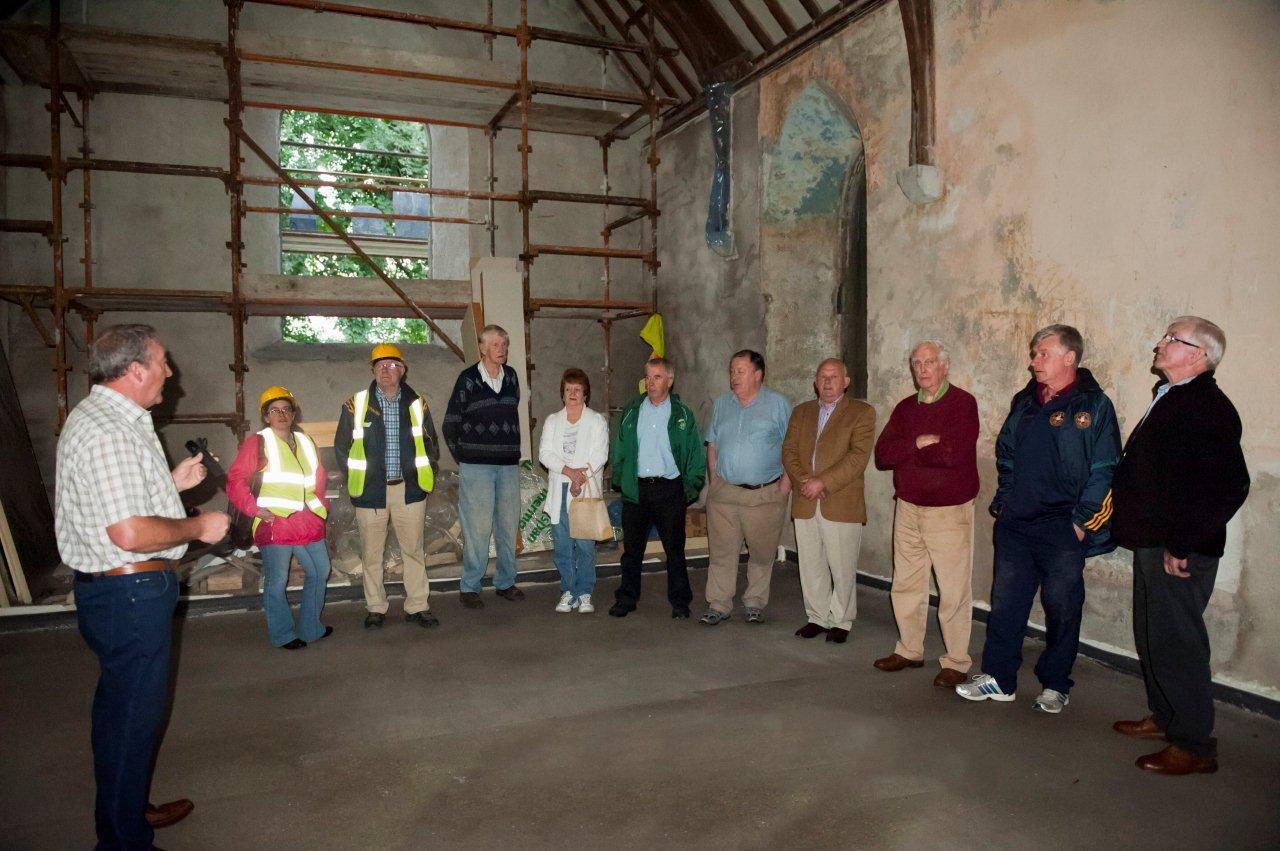Committee Church Restoration Project, Kilkishen