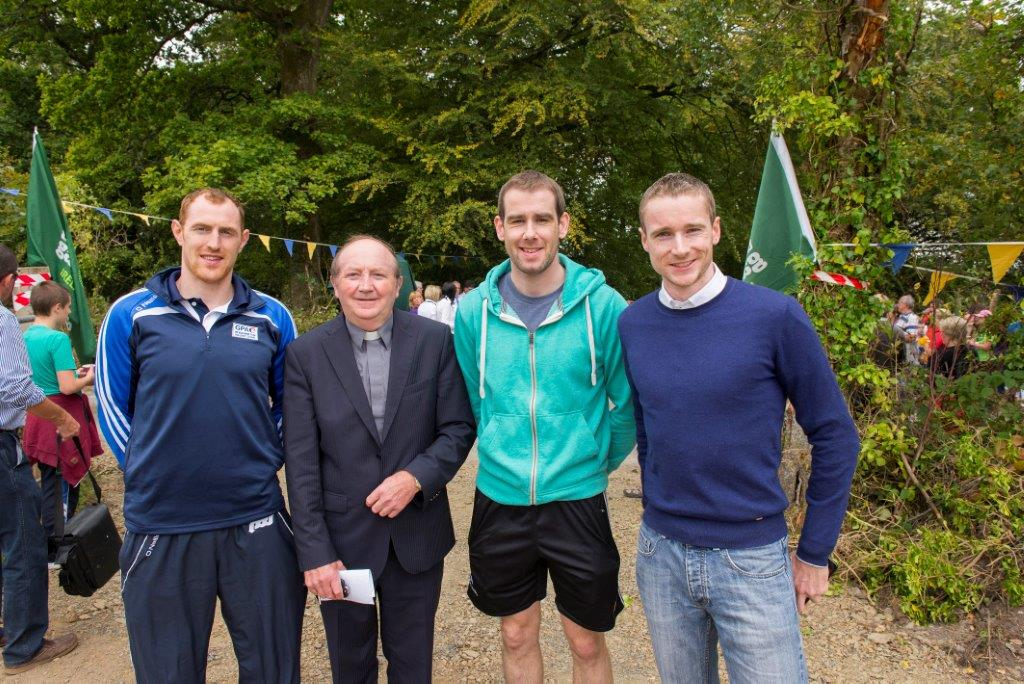 0576 12 O'Clocks Opening Day, Conor Cooney, Father, Patrick Donnellan, Sean Hehir