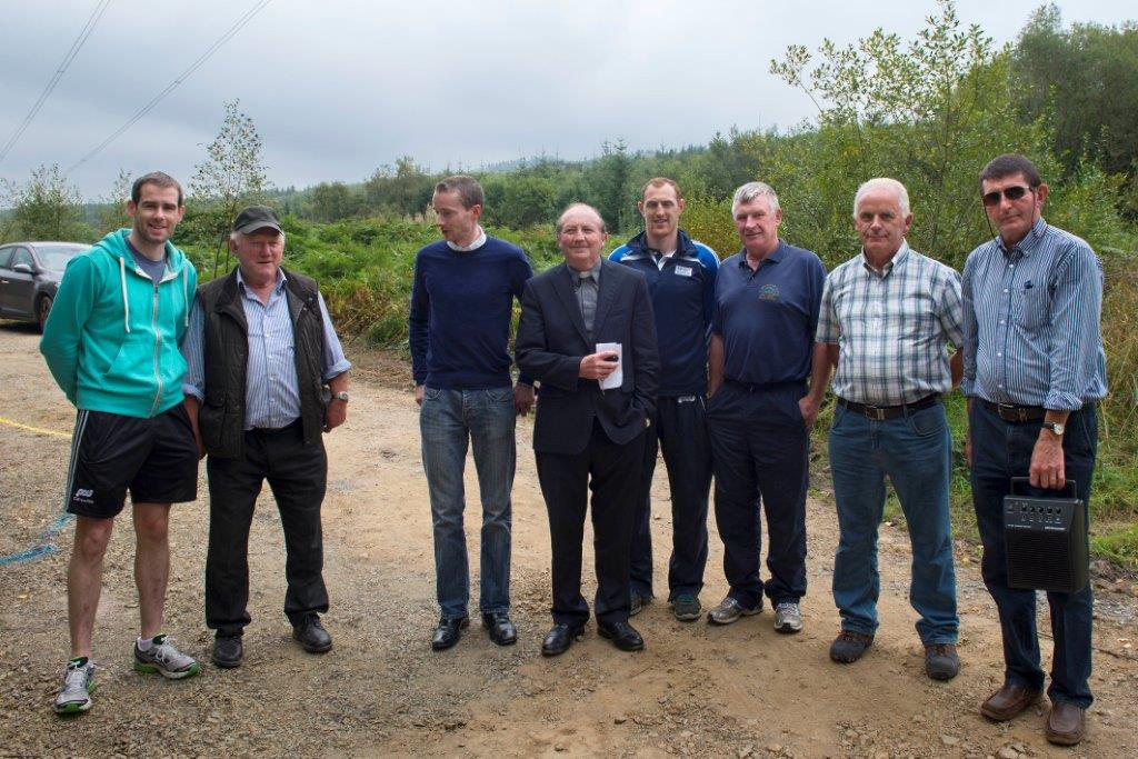 0579 12 O'Clocks Opening Day, Patrick Donnellan, JP Guinnane, Sean Hehir, Father, Conor Cooney, John Lyons, Mike Hartigan, John Lenihan