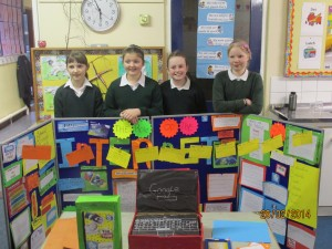 Community Games 2014 Project Display Board