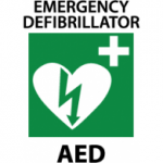 Emergency Defibrillator Contacts