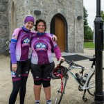 Sylvia Keane & Anne Boyle - Clare Ladies Cycling Club